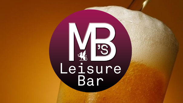 MB's Leisure Bar -beers and lagers