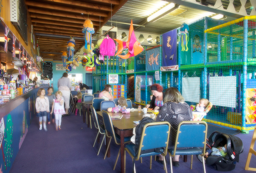 MB's Fun House Cafe